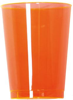 Bekers Oranje Bekertjes 8 stuks
