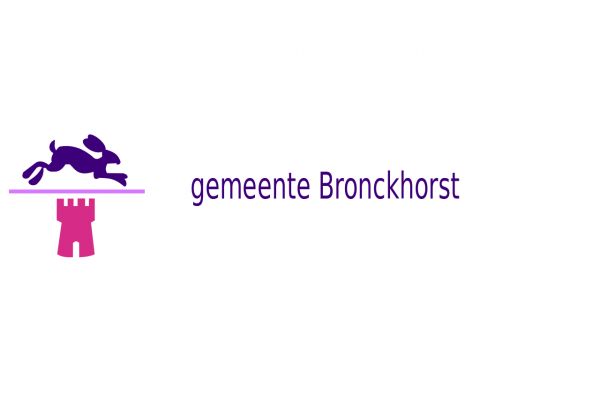 Grote vlag Bronckhorst