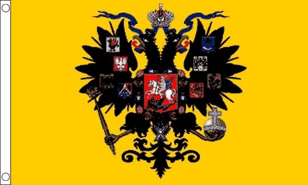 Vlag Keizerrijk Rusland 60x90cm