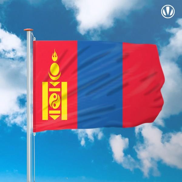 Mastvlag Mongolie