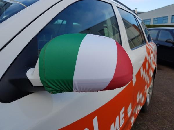 Autospiegel hoes Italië | 2 stuks