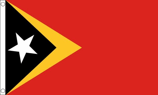 Vlag Oost-Timor 90x150cm | Best Value