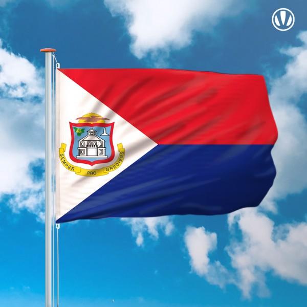 Mastvlag Sint Maarten