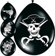 Piraten balonnen van Vlaggenclub