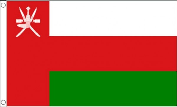 Vlag Oman 90x150cm   Best Value