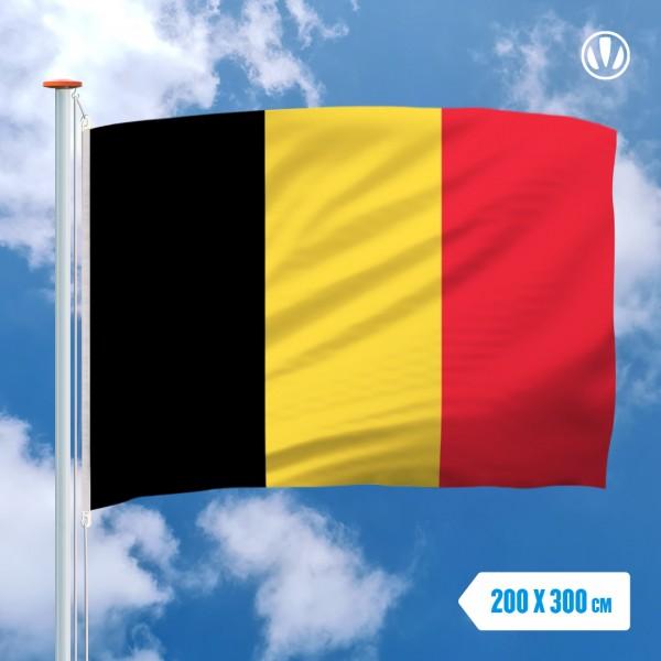 Grote Mastvlag Belgie