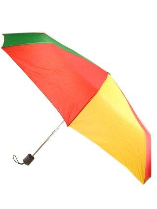 Paraplu Carnaval Limburg Rood/Geel/Groen