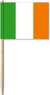 Ierse kaasprikker Ierland cocktailprikkers