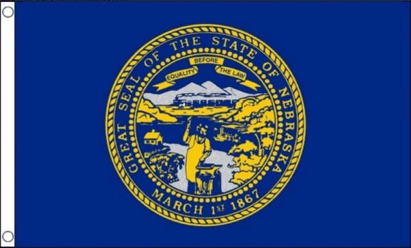 Vlag Nebraska