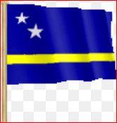 Cocktailprikkers vlag Curacao kopen kaas prikkers