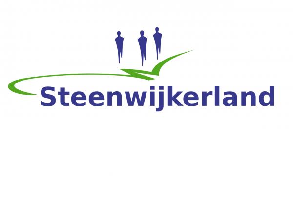 Grote vlag Steenwijkerland