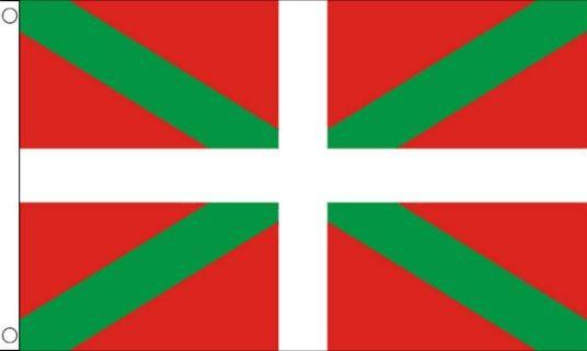 Vlag Baskenland, Baskische vlaggen 90x150cm Best Value