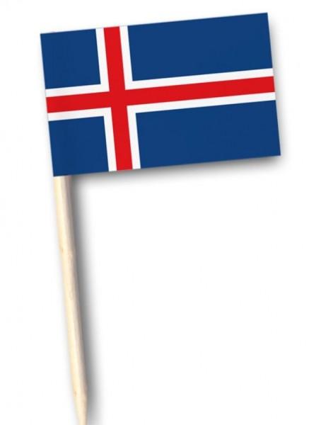 IJslandse Kaasprikkers, IJsland Coctailprikkers