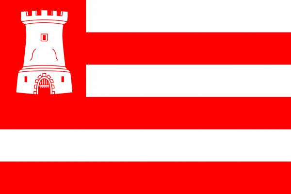 Grote vlag Alkmaar