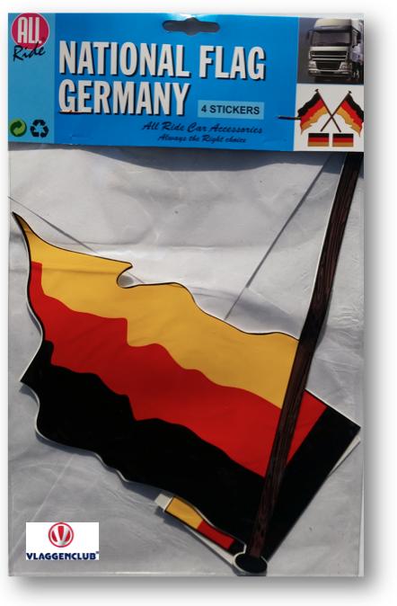 sticker duitse vlaggen