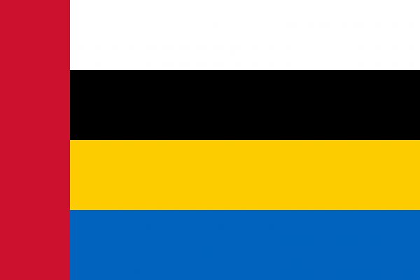 Grote vlag Nuenen