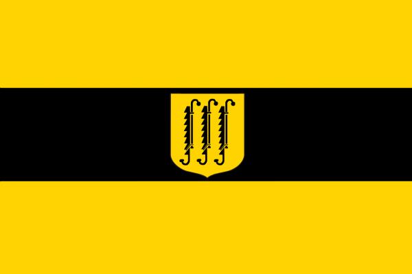 Grote vlag Zwijndrecht