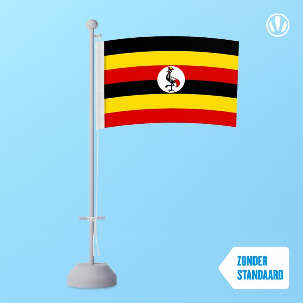 Tafelvlag Oeganda
