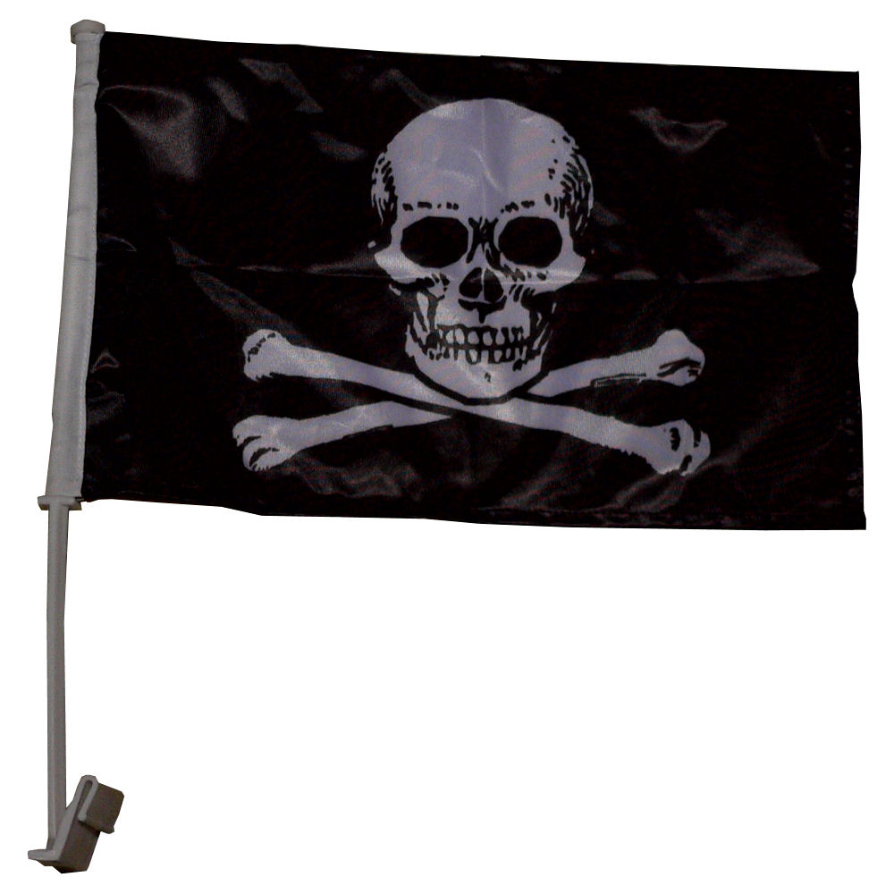 Autovlag Piraten Luxe