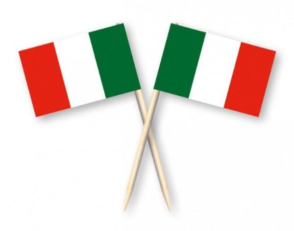 Kaasprikkers Italië, Italiaanse cocktailprikkers 50 stuks