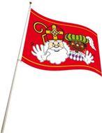 Wij houden van Zwarte Piet Demonstratievlag 60x90cm