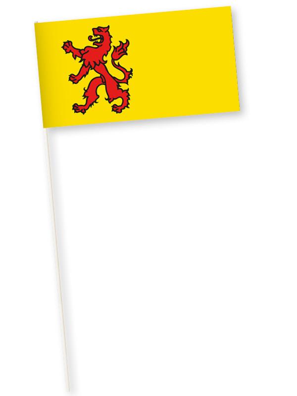 Zwaaivlag provincie Zuid-Holland xcm