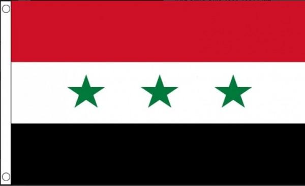 Vlag Irak Stars Only 90x150cm Best Value