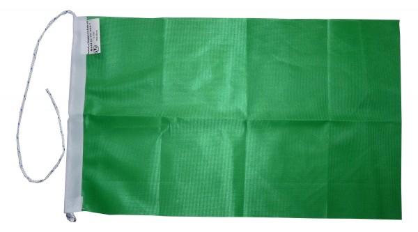 Groene vlag 50x75cm
