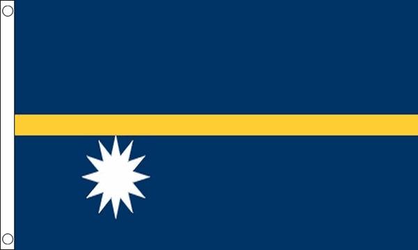 Vlag Nauru 60x90cm