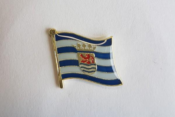 Broche / Speldje vlag Zeeland