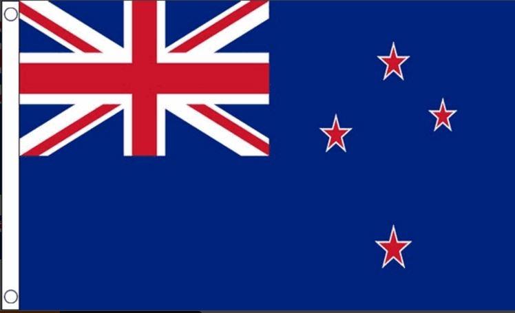 Nieuw Zeelandse vlaggen 90x150cm Best Value