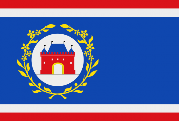 Grote vlag Elburg