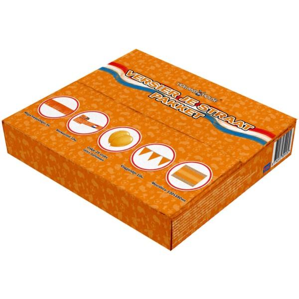 Versier je straat pakket Oranje