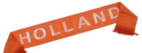 Oranje sjaal Holland