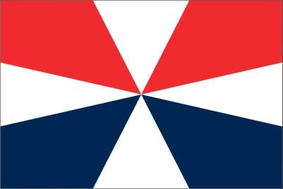 Geus Oud Hollands met de donkere kleur blauw 30x45cm