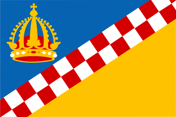 Grote vlag Lopik