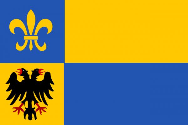 Grote vlag Meerssen