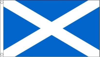Schotse vlag Schotland, St.Andrews XXL 150x240cm Best Value