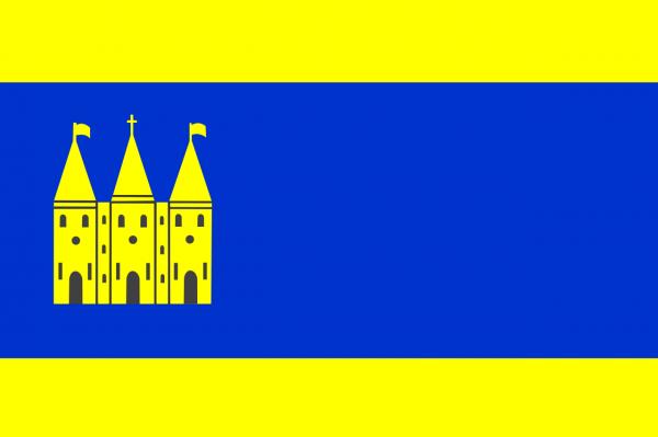 Vlag Staphorst 30x45cm