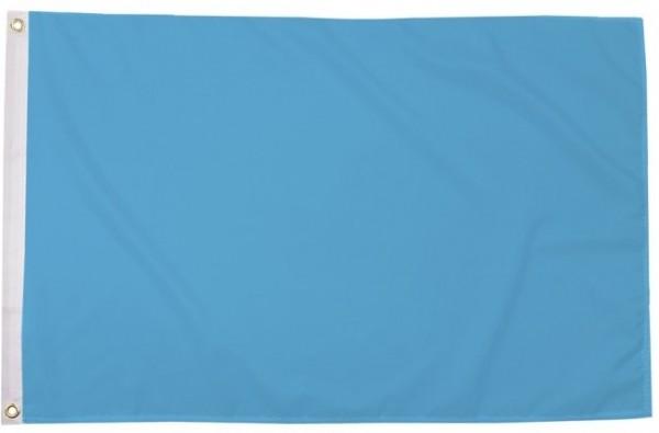 Vlag Sky Blue Hemelsblauwe vlaggen 90x150cm Best Value