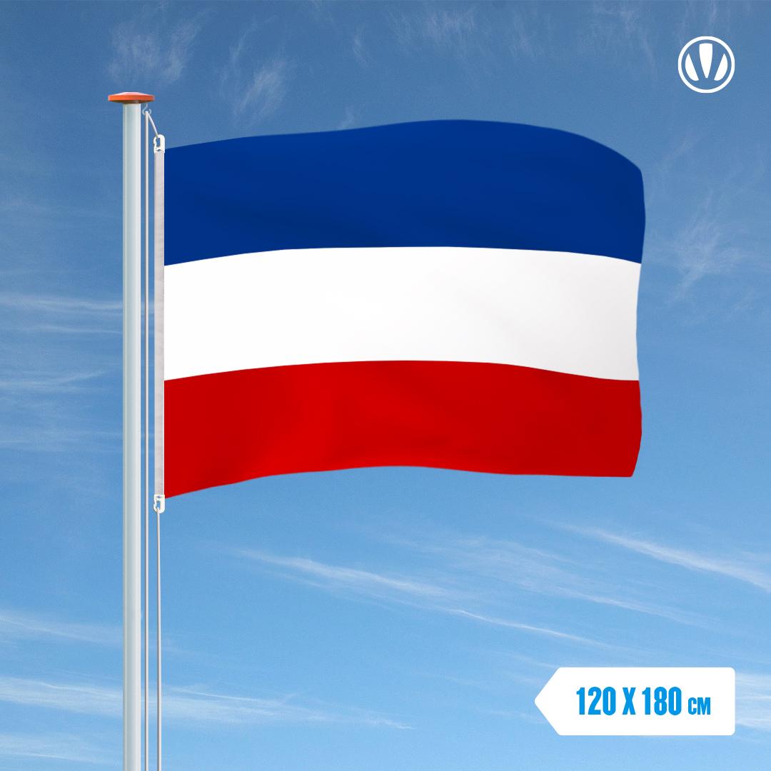 Vlag Joegoslavië