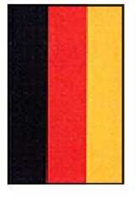 Vlag Duitsland, Duitse vlag 90x150cm Best Value