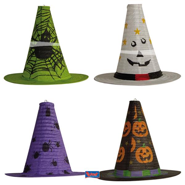 Lampion Heksenhoed Halloween