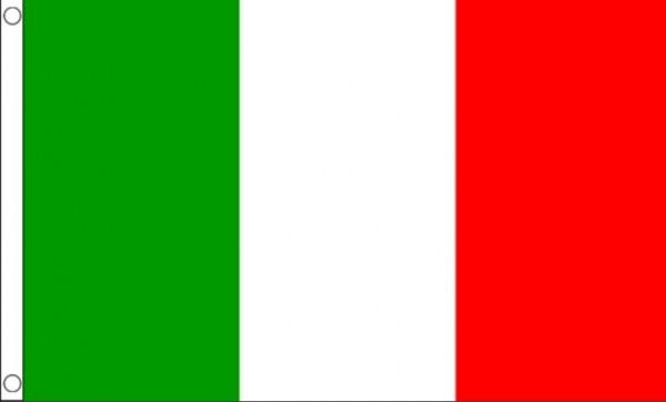 Vlag Italie Italiaanse vlaggen 150x240cm Best Value