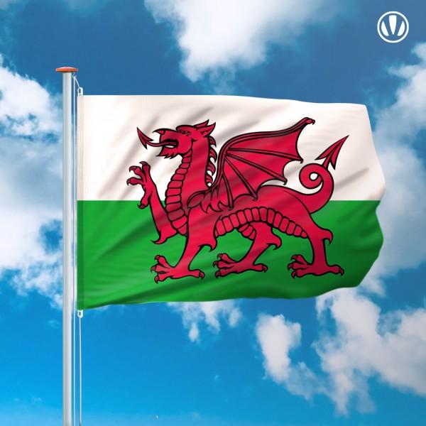 Mastvlag Wales