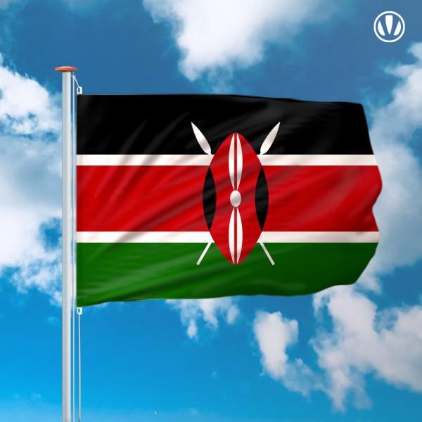 Mastvlag Kenia