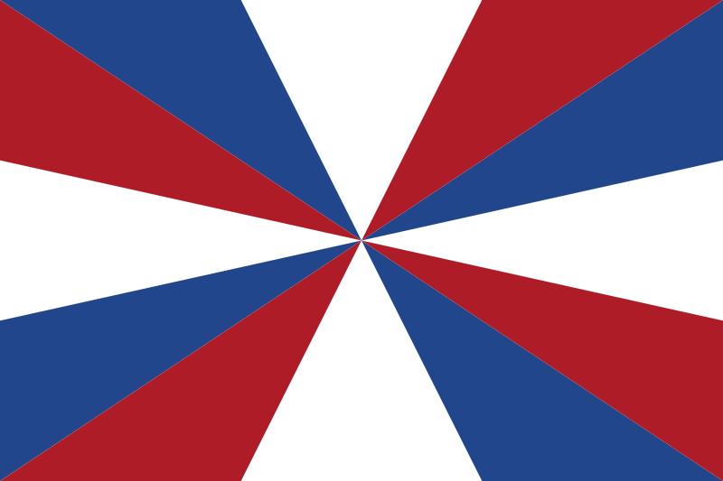 Geus Koninklijke Marine 200x300cm grote Mastvlag