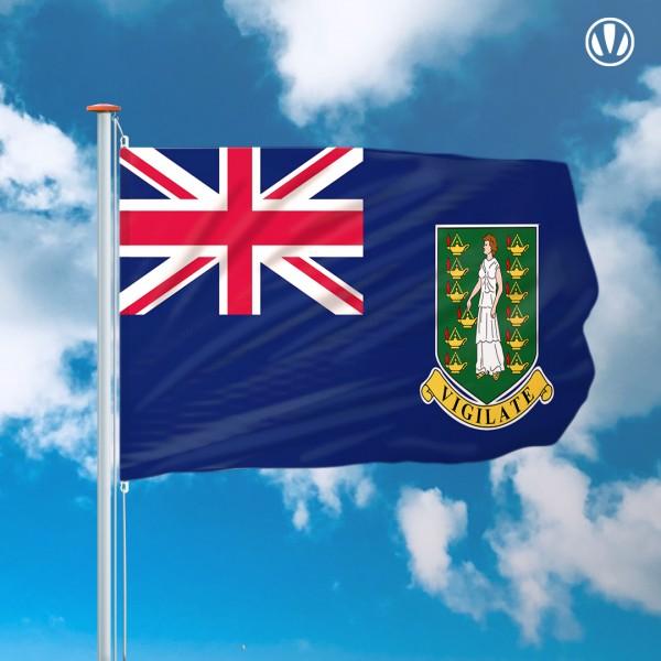 Mastvlag Britse Maagdeneilanden
