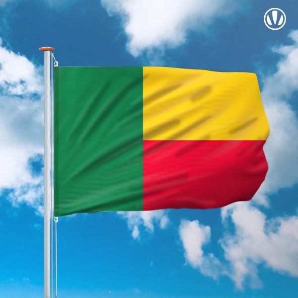 Mastvlag Benin