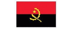 Autovlag Angola Angolese autovlaggen Luxe